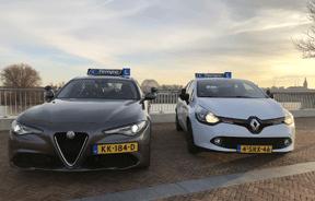 Veilige auto's